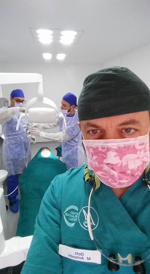 Dr. Maurizio Antonini