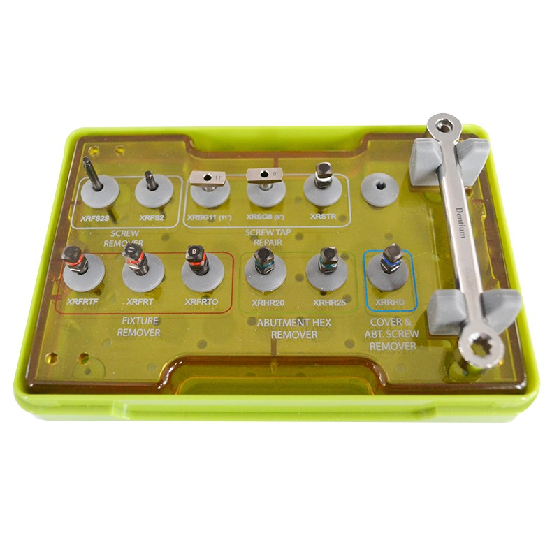 Help kit Dentium: Kit di emergenza implantare screw remover