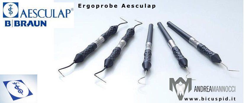 Manici Ergoprobe Aesculap
