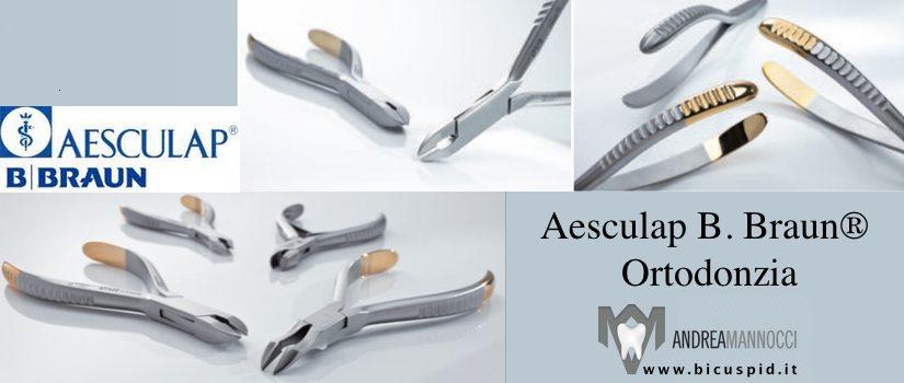 Tronchese per legature Aesculap BBraun Strumenti per Ortodonzia