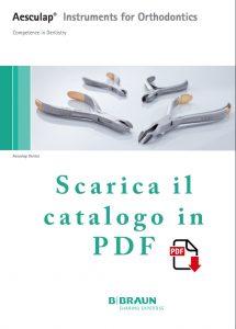 Tronchese per legature Aesculap scarica il catalogo strumenti ortodonzia