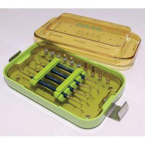 immagine del DASK Dentium, il kit per il rialzo di seno per via crestale e Laterale