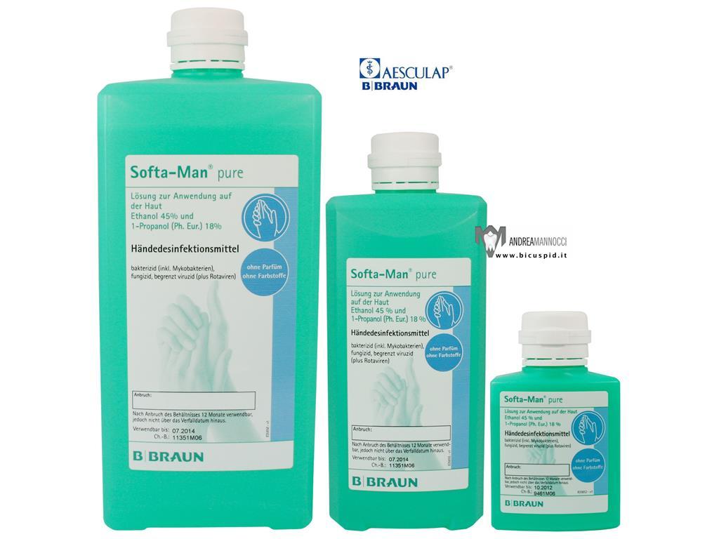 Gel igienizzante per le mani: Softa-Man® ViscoRub