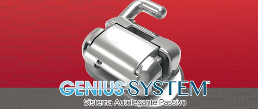 Genius System Autolegante passivo, Self Ligating