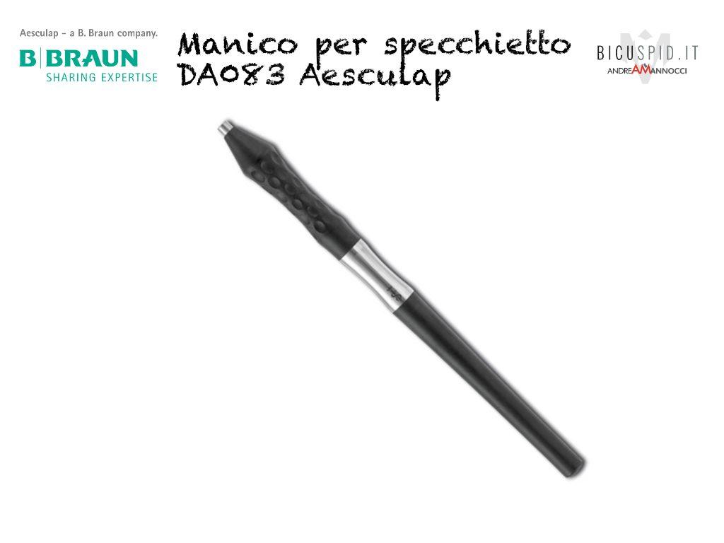 Manico per specchietto Aesculap DA083 serie Ergoprobe